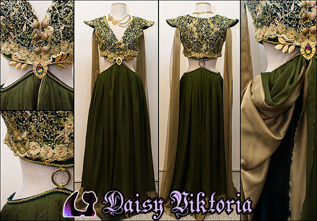 Margaery Tyrell Gown