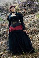 Evil Snow White - Lauren by DaisyViktoria