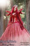Red Queen by DaisyViktoria
