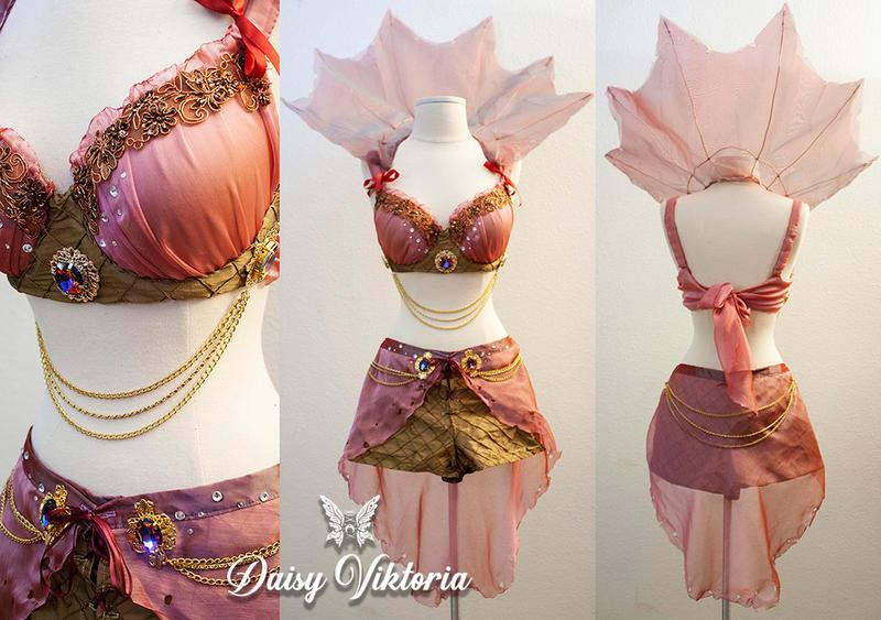 Faerie Goddess Costume by DaisyViktoria