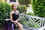 Gothic Garden Princess by DaisyViktoria