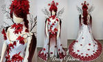 Weirwood Tree (Game of Thrones) Dryad Gown