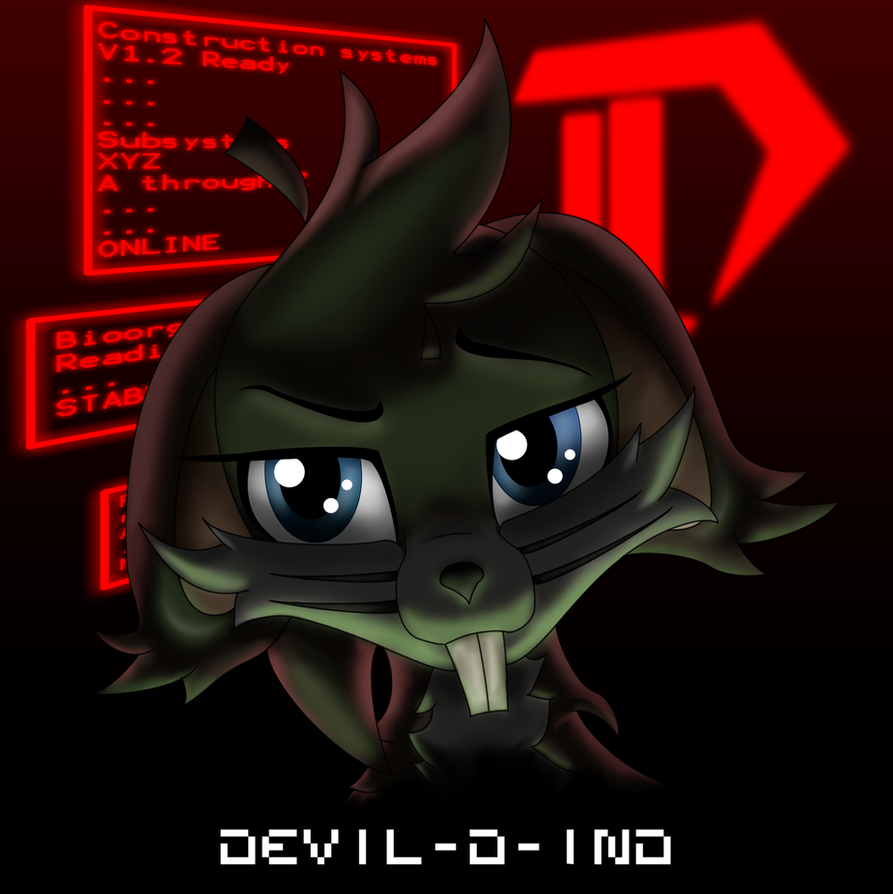 Working in the dark by Devil-D-IND