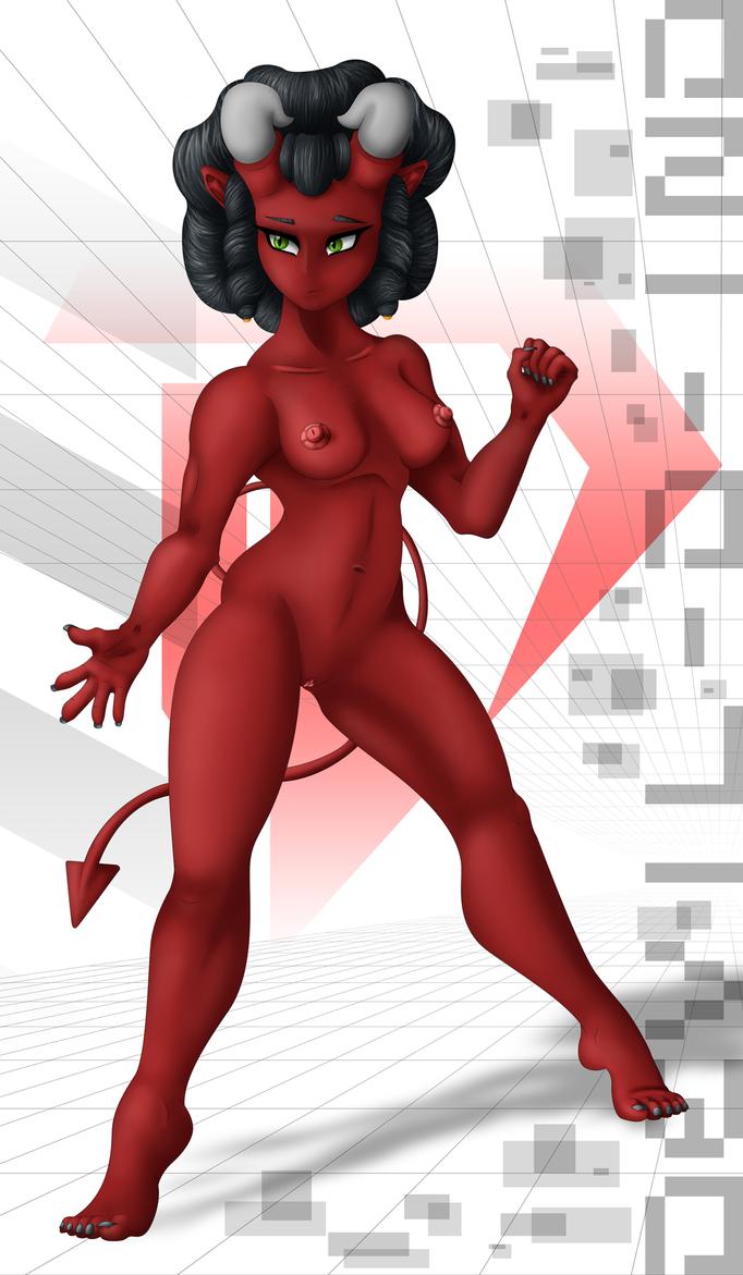 Devilgirl - VER N 20170511 by Devil-D-IND