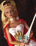 OOAK She-Ra Princess of Power Doll