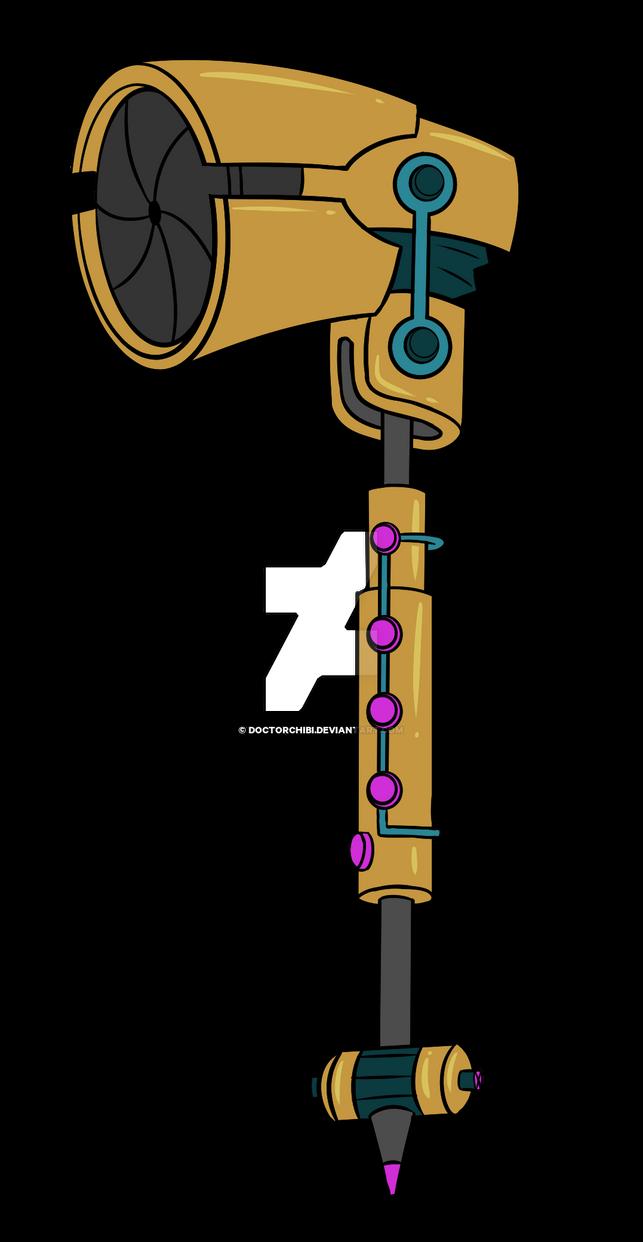 Sax Hammer/Mallet by DoctorChibi