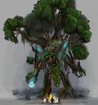 Ironbark- Ancient of Lore