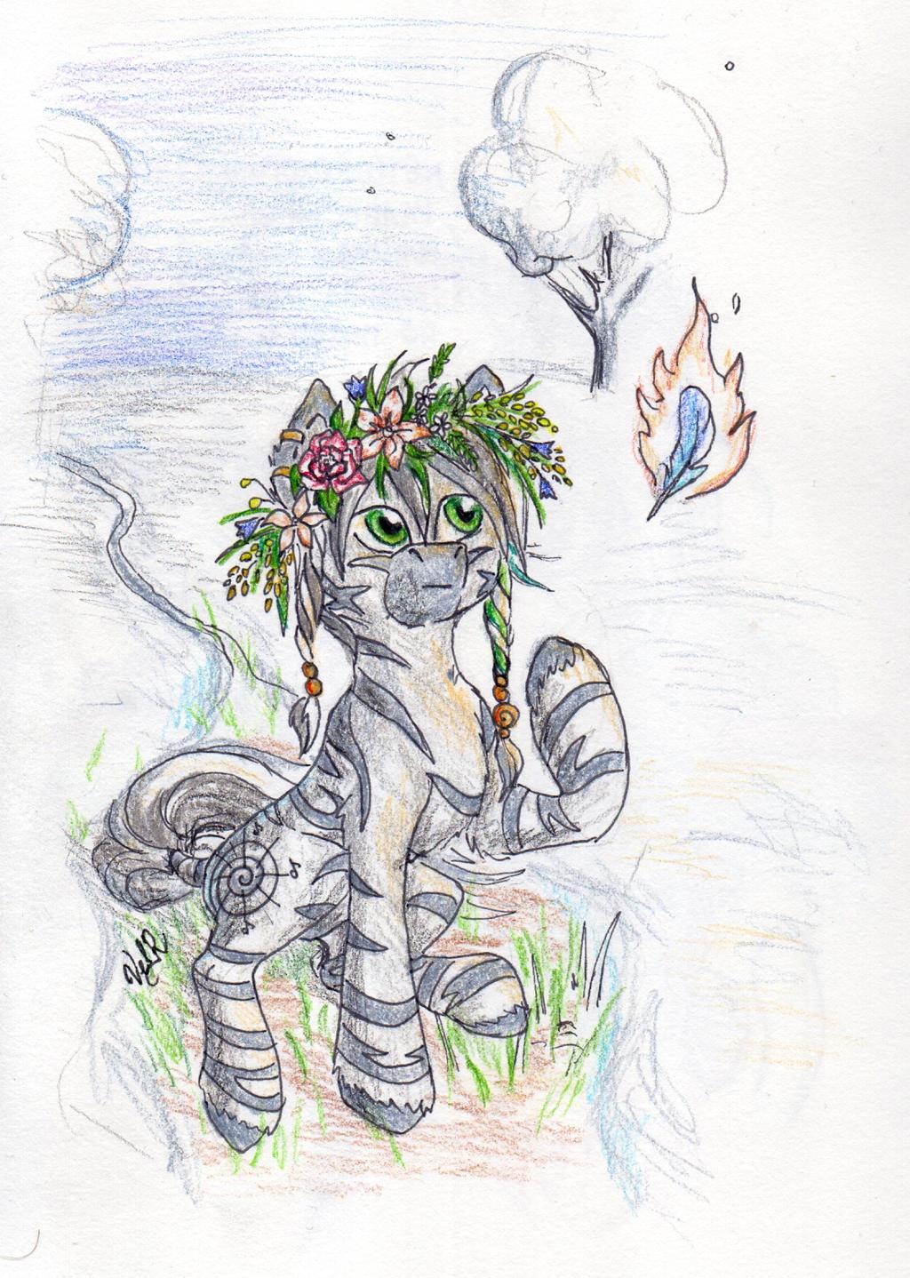 Dream of spring by velvetrwings