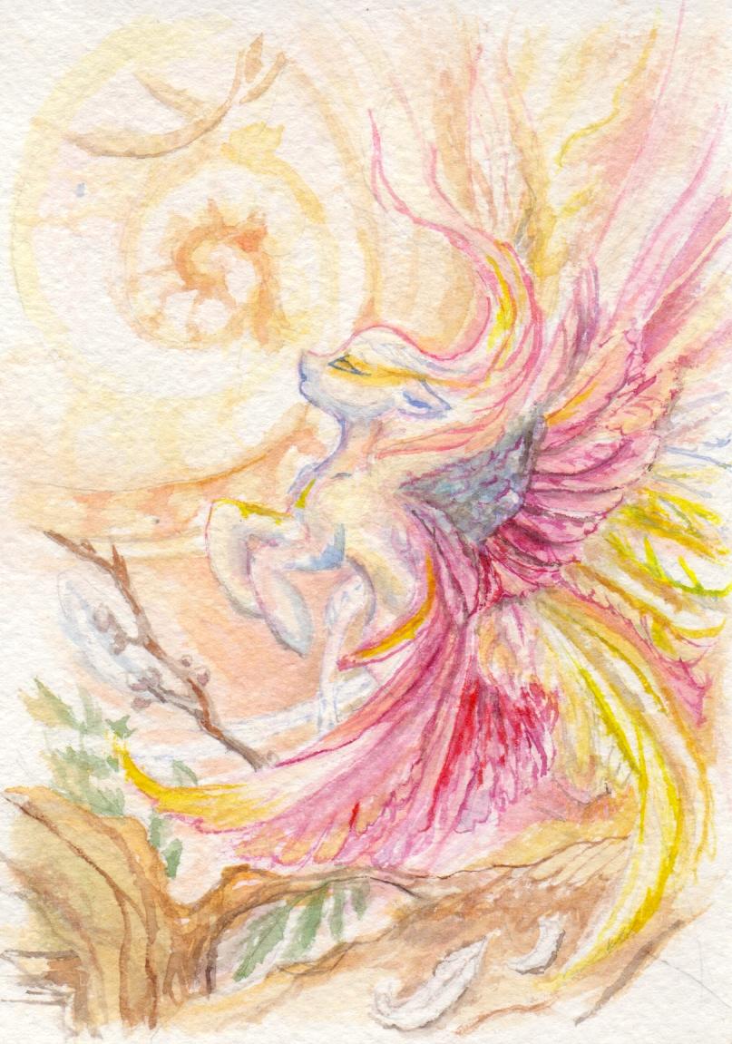 Little Feather by velvetrwings