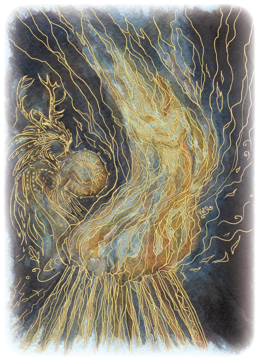Spiritus Ignis by velvetrwings
