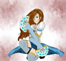 Assassin OC Leona Courtisan by Kumi4eva
