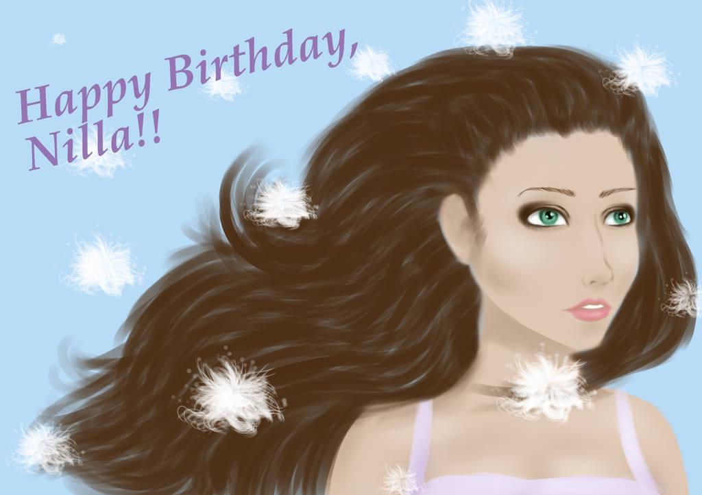 Happy Birthday by Kumi4eva
