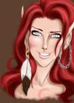 Riddle Tongue by Kumi4eva