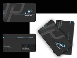 bussines card by rebic