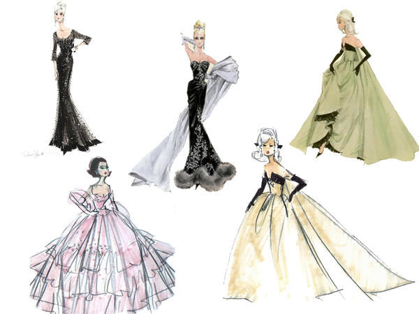best barbie ballgowns by electricjesuscorpse on DeviantArt
