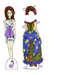 Betsy Jane Dress base Color