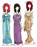 Betsy Jane Gown colors