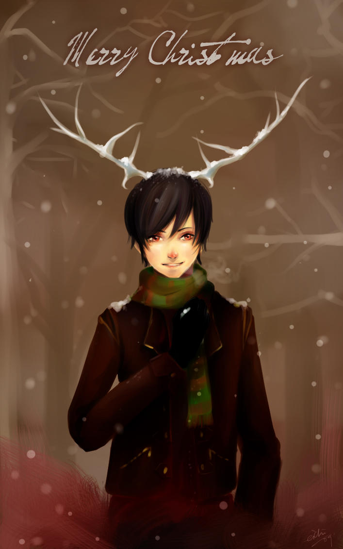 His name is Rudolf by eiChi17