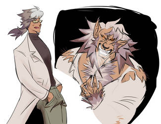 Dr. Rice by Ameryln