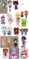 [trade to adopt] *ADDED MORE*