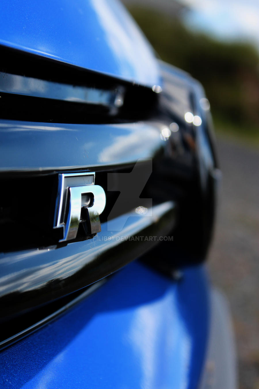 vw golf r logo by filib91 on deviantart