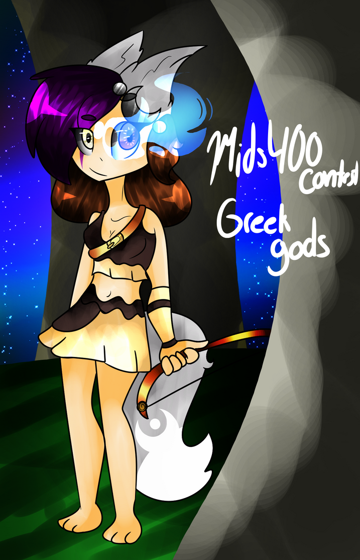 Greek Gods contest by MidnightLife0