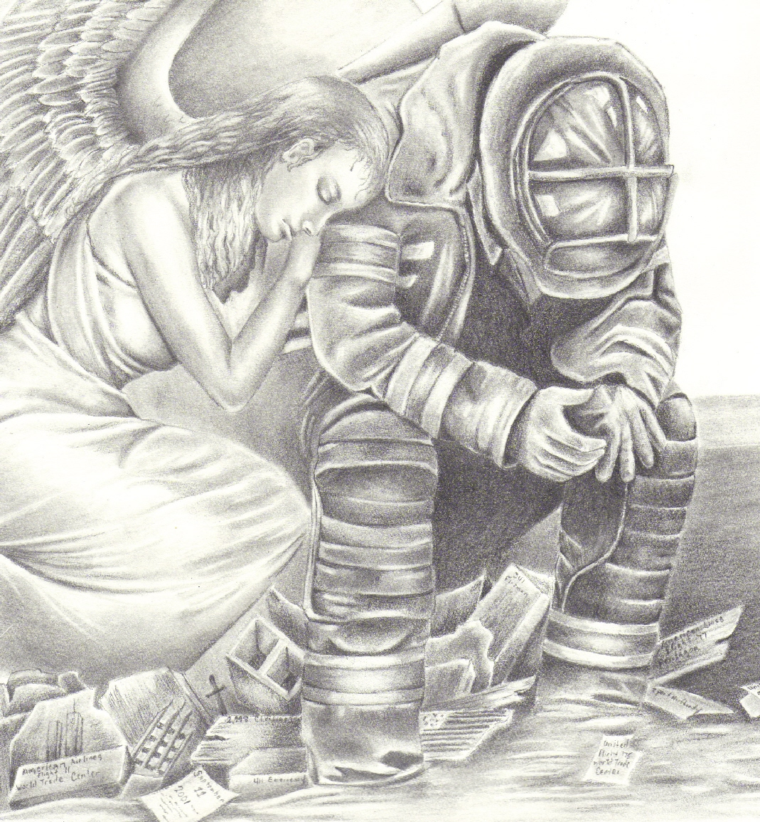 angel and fireman by paperdragon1967 jpg 1069 1155 angels