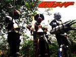 Dark Rider Cosplay