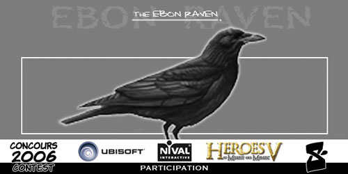 Ebon Raven by TheShylock
