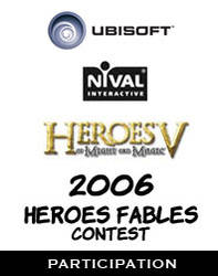 Heroes Fables Contest by TheShylock