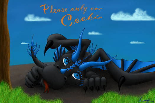 Aiwi want a Cookie