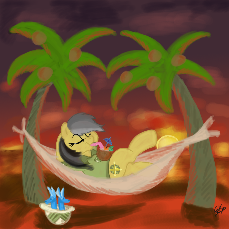 Daring Do's Day Off
