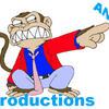 family guy monkey lupin by AnimeGods