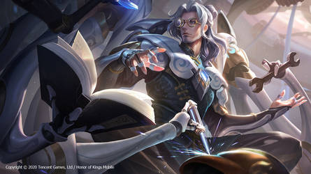 Master Luba: Future Magician