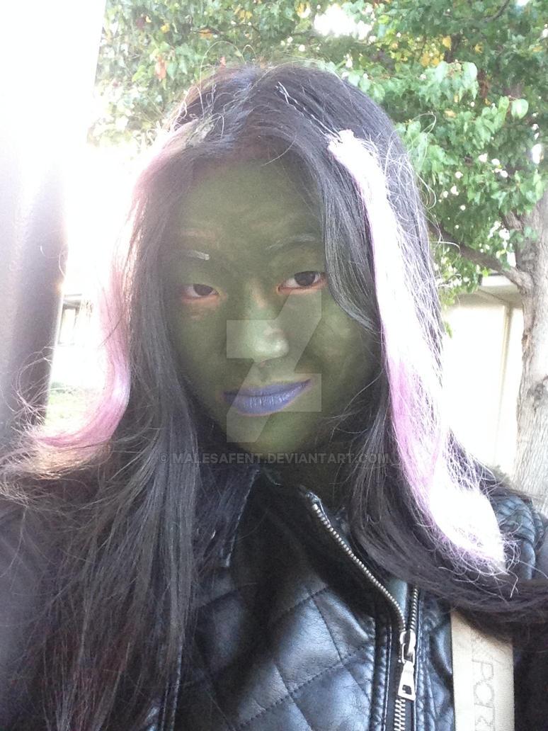 Gamora by Malesafent