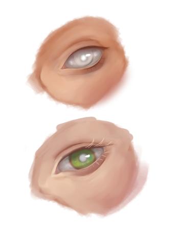 Eyes by Nimarrna