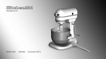 KitchenAid Stand Mixer by RightHandRule