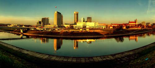 Vilnius VII by MoMona