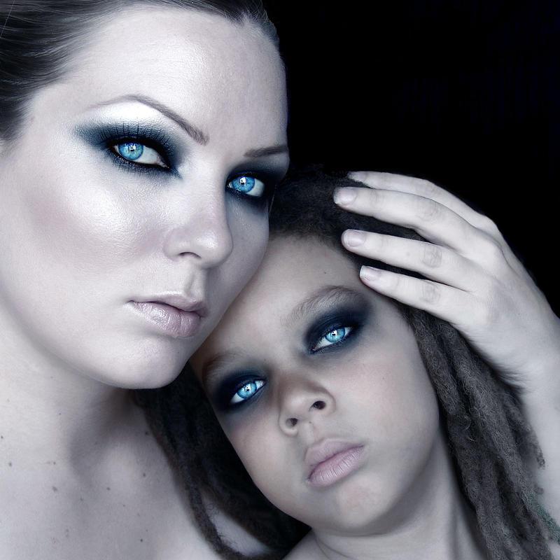 Cool Blue by melaniumom