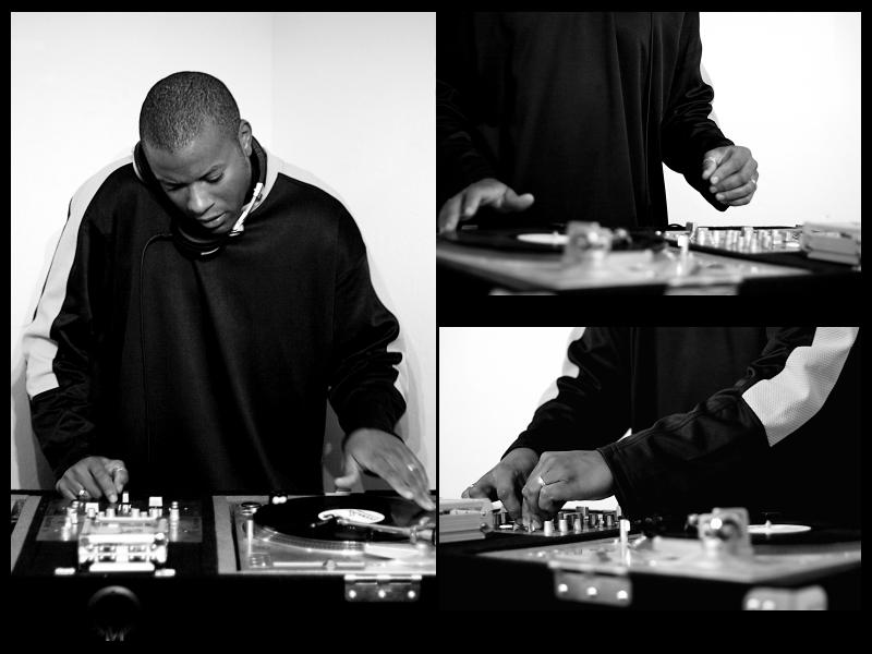 The DJ ... The DJ by melaniumom