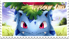 ivysaur stamp by senavi