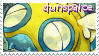 dunsparce stamp