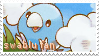 swablu stamp by senavi