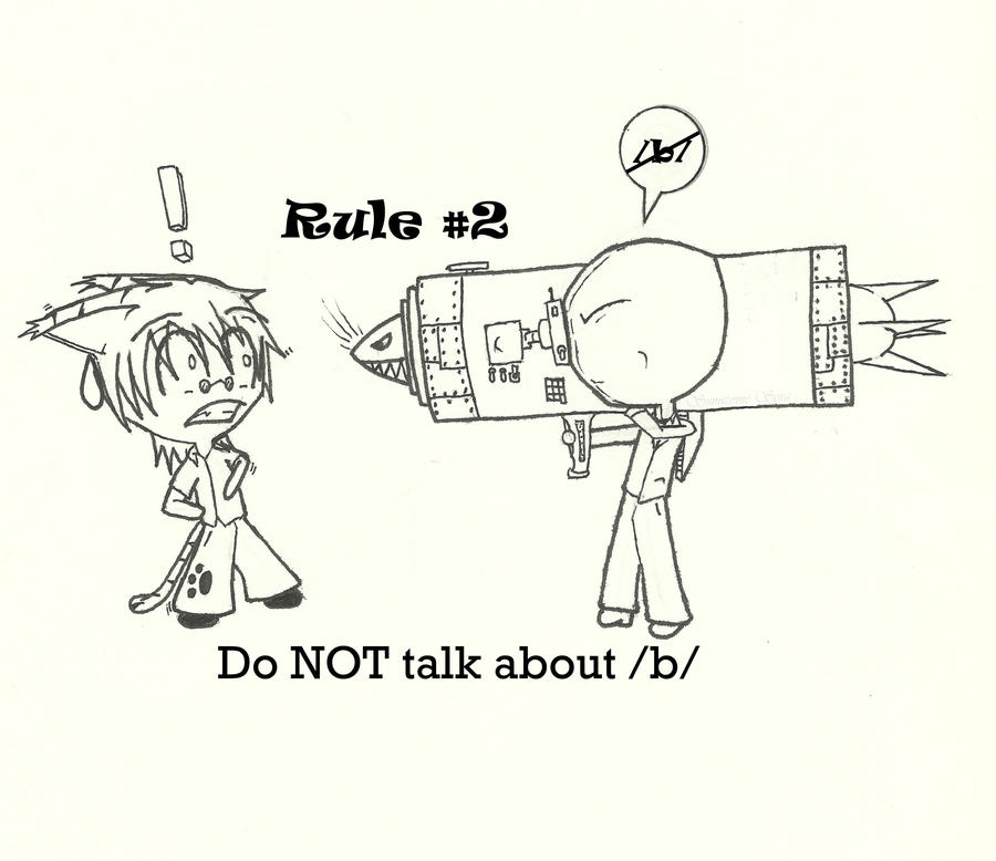 rules of the internet rule 2 by fedorian class on deviantart