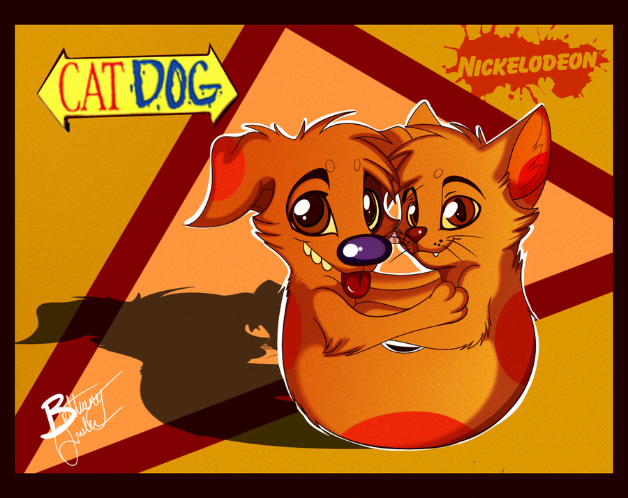Dog And Cat Cartoon Network