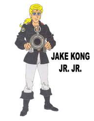 Jake Kong Jr. Jr. by RPGFamily