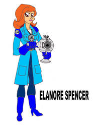 Elanore Spencer by RPGFamily