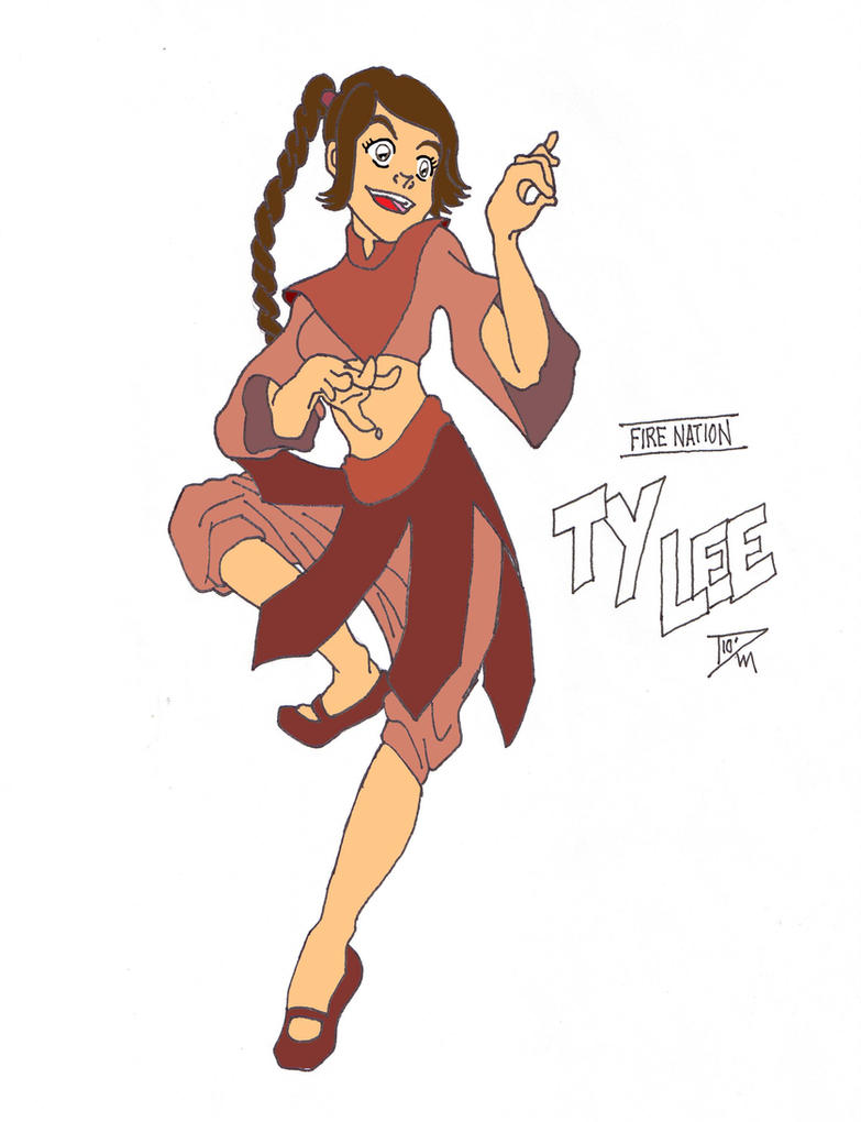 Ty Lee 2 by jadenkaiba on DeviantArt