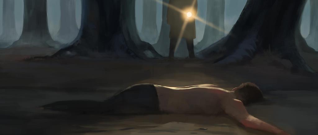 Where dead men lie by Churchx