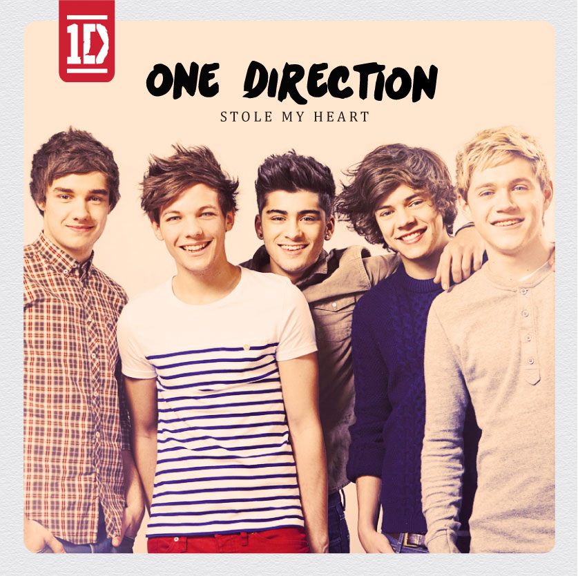 Stole my heart (originally performed by one direction.